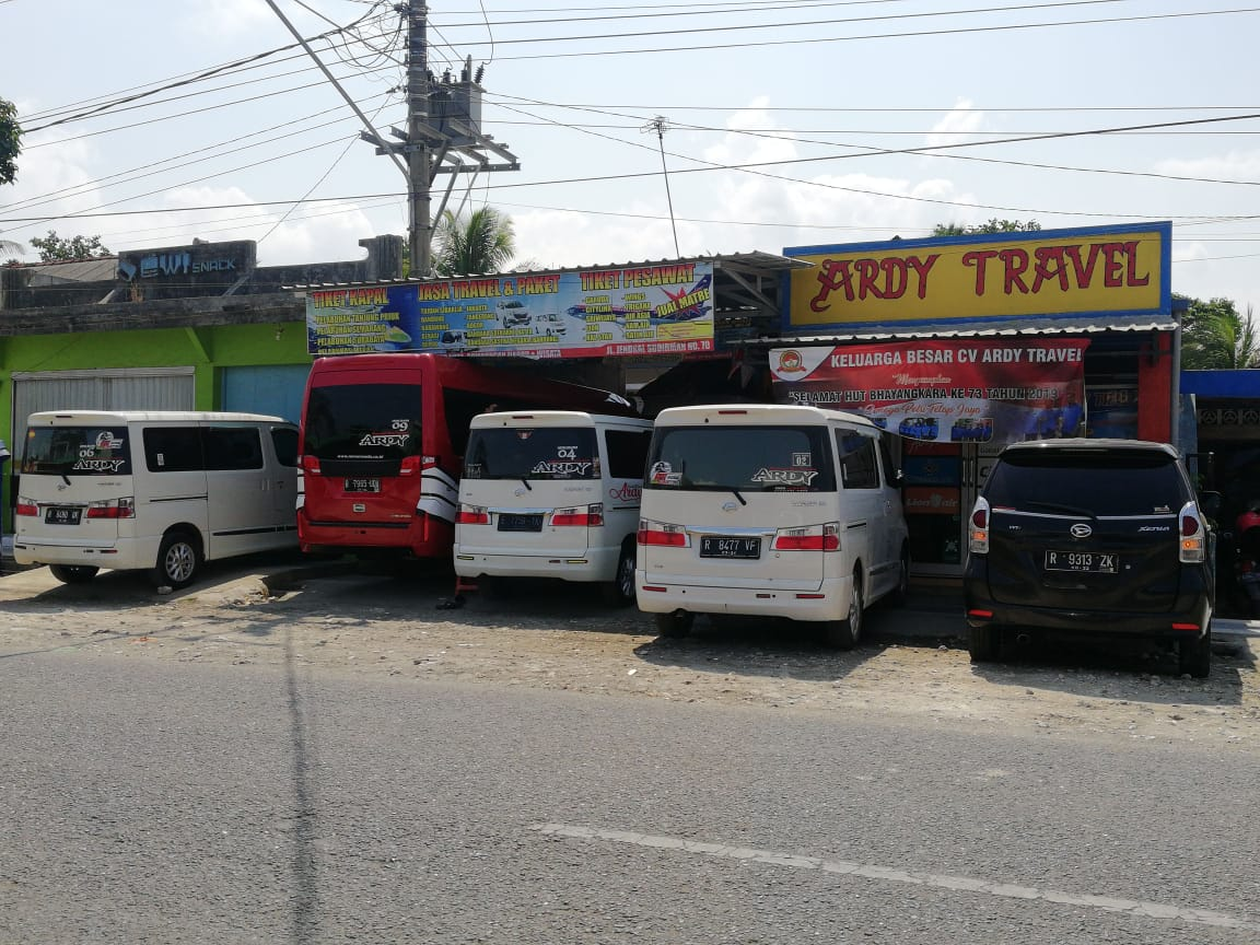 Travel Depok Sidareja